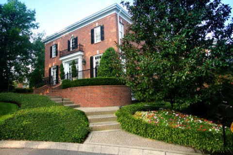 Landscape Design In Spring Hill Tennessee Maury County