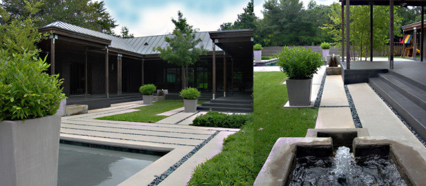 Landscape Design In Plano Texas Collin County