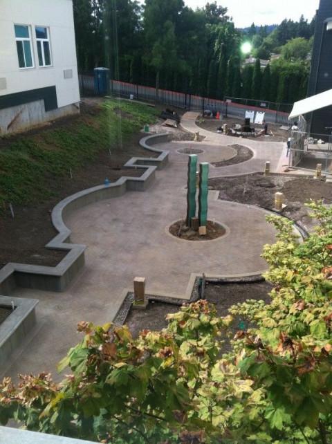 Landscape Design In Beaverton Oregon Washington County