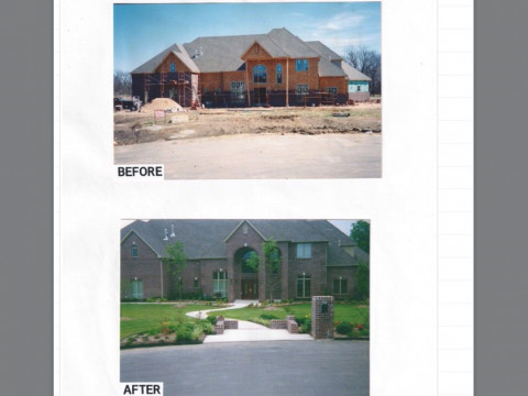Landscape Design In Granbury Texas Hood County